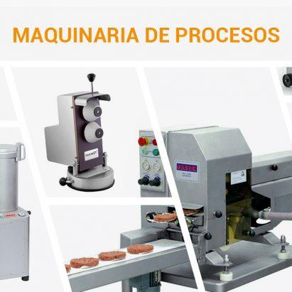 Maquinaria de procesos