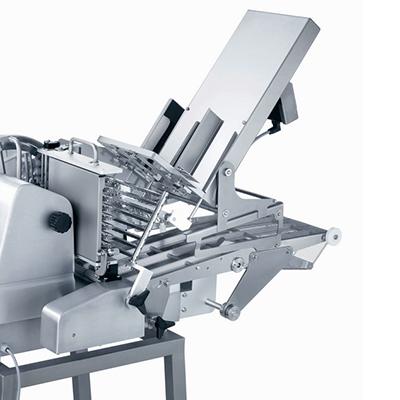 Cortadora de fiambre automática Interleaver VA-804 FB Graef