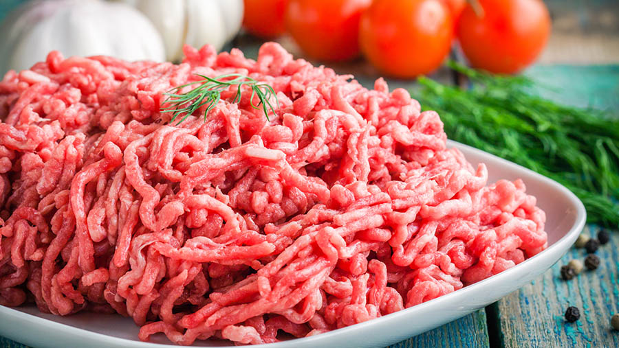 Amasadora mezcladora para carnicería Mampel