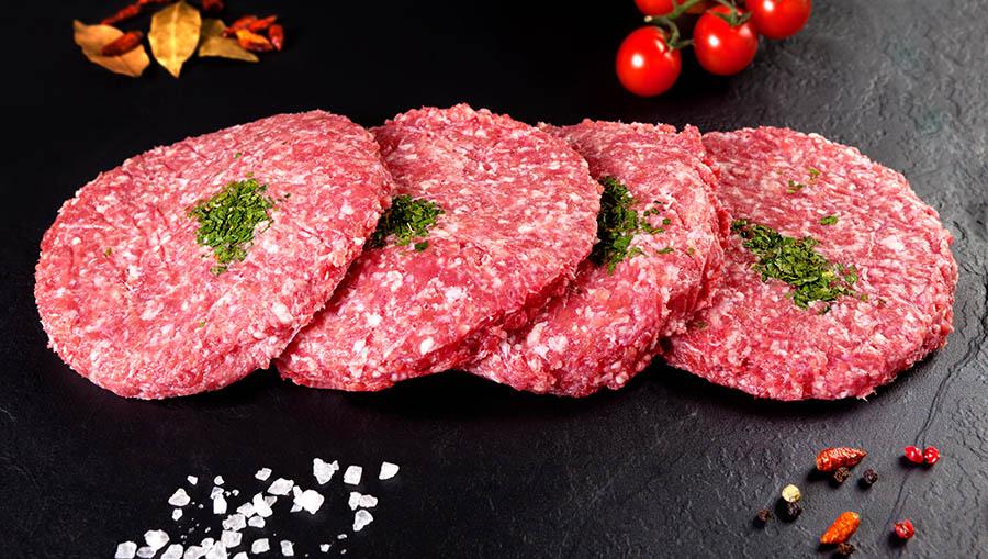 Formadora de hamburguesas Castellón
